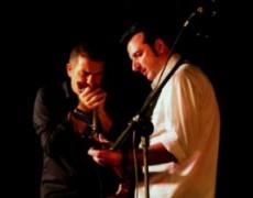 CONCERT!! 22 de Febrer – TEATRE LEAL – CUMELLAS & TALAVERA BAND Blues