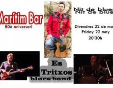 Este fin de semana Miguel Talavera estrá actuando con ELS TRITXOS a Cadaquès Girona