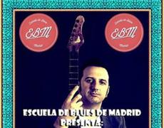 Esta semana Miguel estará actuando en Madrid: