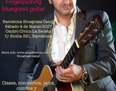Barcelona Bluegrass Camp!