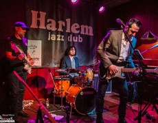 Miguel Talavera Power Trio Harlem Jazz Club – Bcn
