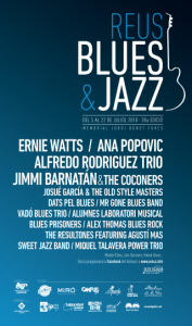 Cartel Festival Jazz Reus