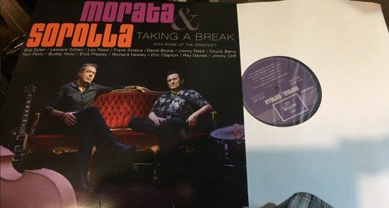 Morata & Sorolla vinilo