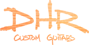 dhr custom guitars