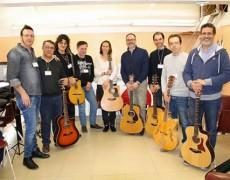"""El primer """"Barcelona Bluegrass Camp"""" ha sido un éxito!"""