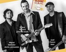 ..Esta semana Miguel Talavera