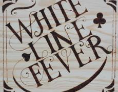 No os perdáis el último trabajo discográfico de Miguel Talavera con uno de sus proyectos: WHITE LINE FEVER BAND